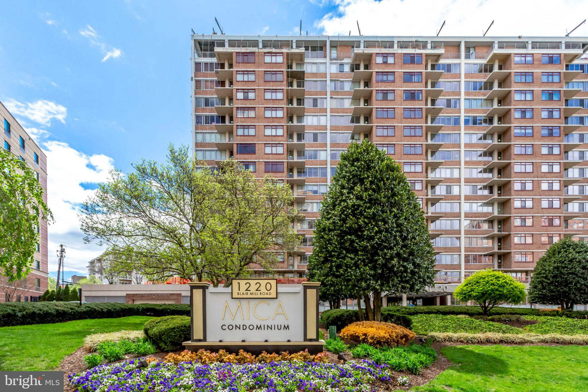 1220 Blair Mill Road #PH2, Silver Spring, MD 20910 is now new to the market!