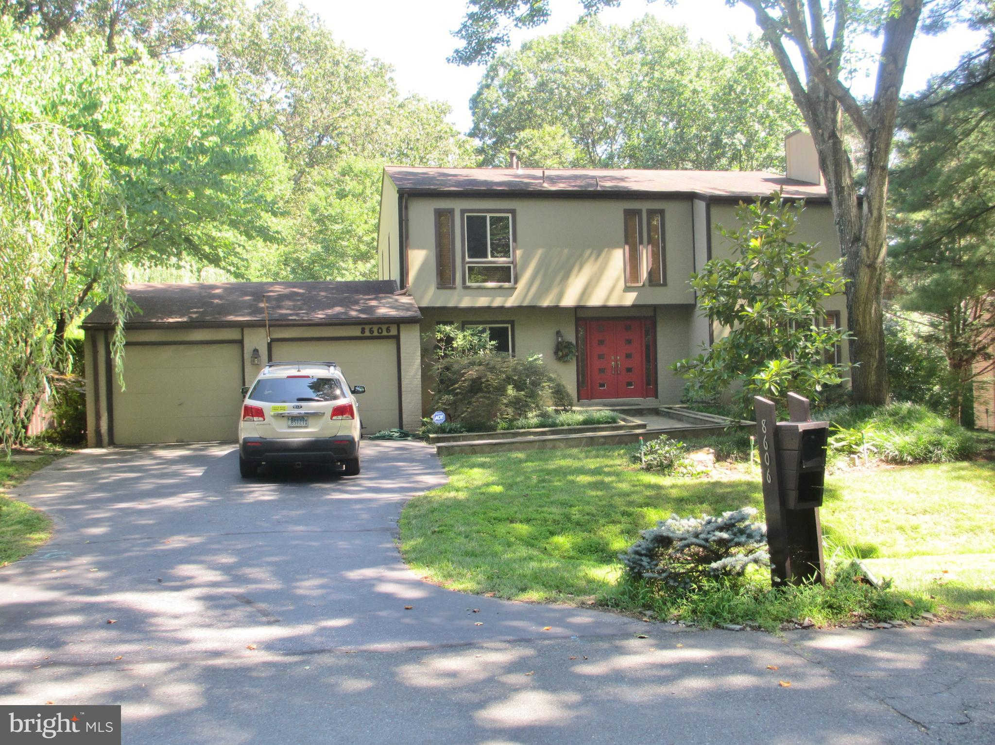 Another Property Rented - 8606 Hidden Hill Lane, Potomac, MD 20854