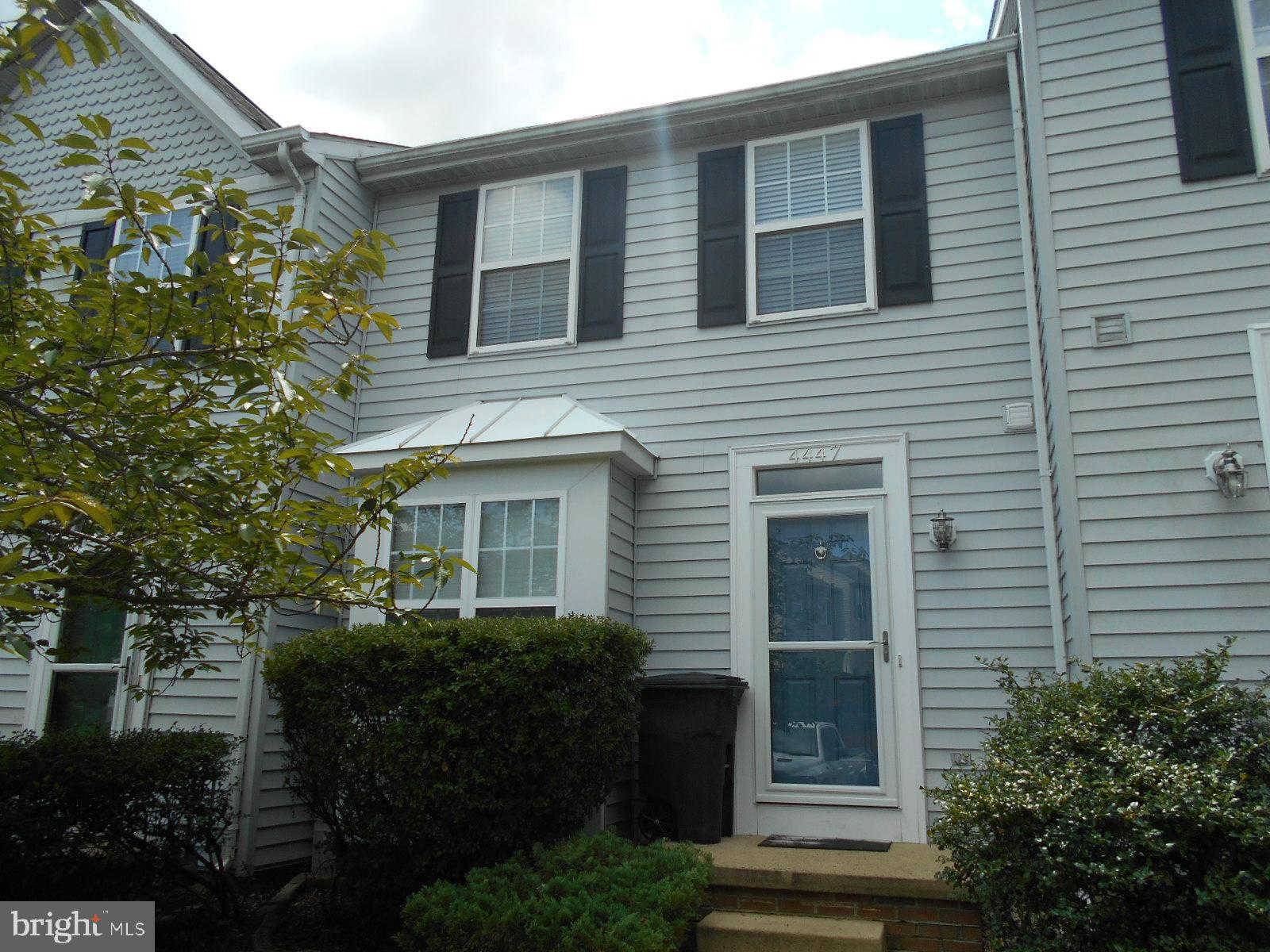 Another Property Rented - 4447 Tolchester Court, Belcamp, MD 21017