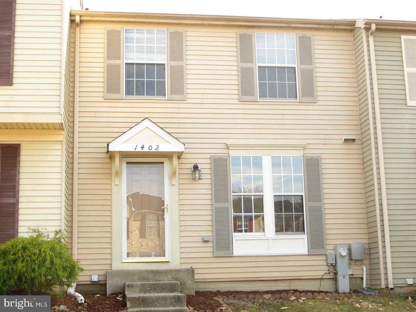 Another Property Rented - 1402 Tarragon Court, Belcamp, MD 21017