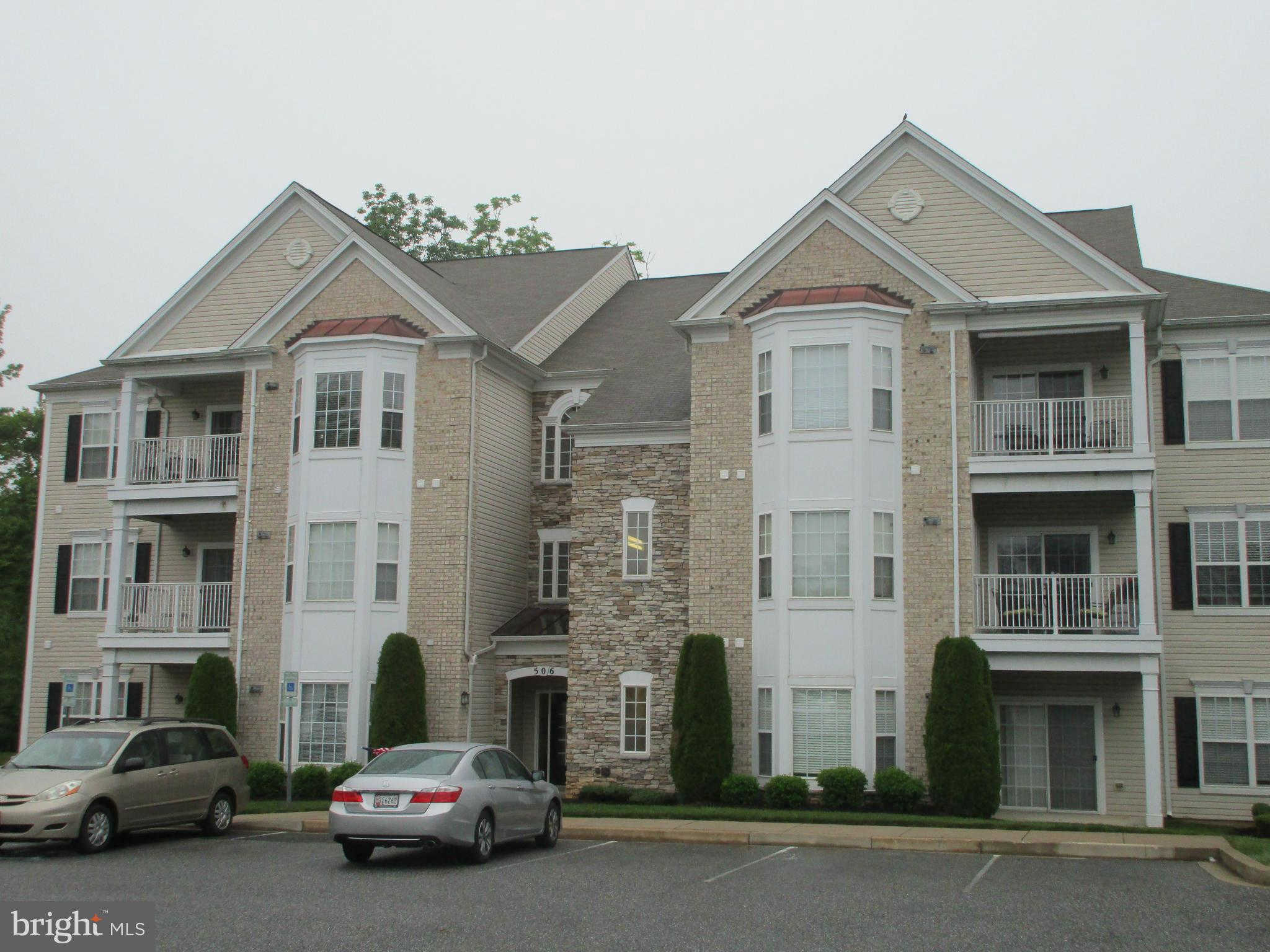 506 Lloyd Place #8, Bel Air, MD 21014 is now new to the market!