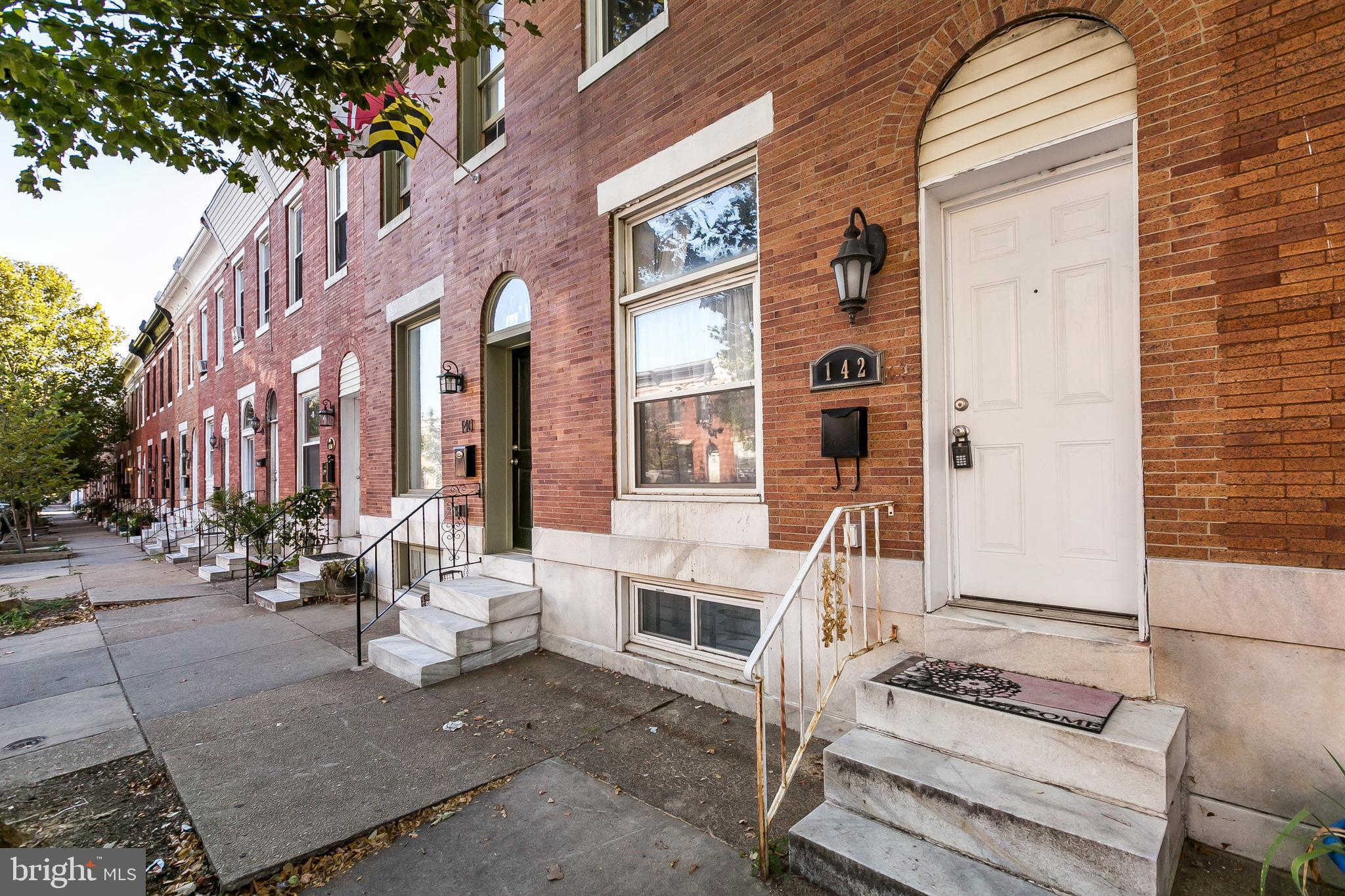 Another Property Rented - 142 N Linwood Avenue, Baltimore, MD 21224