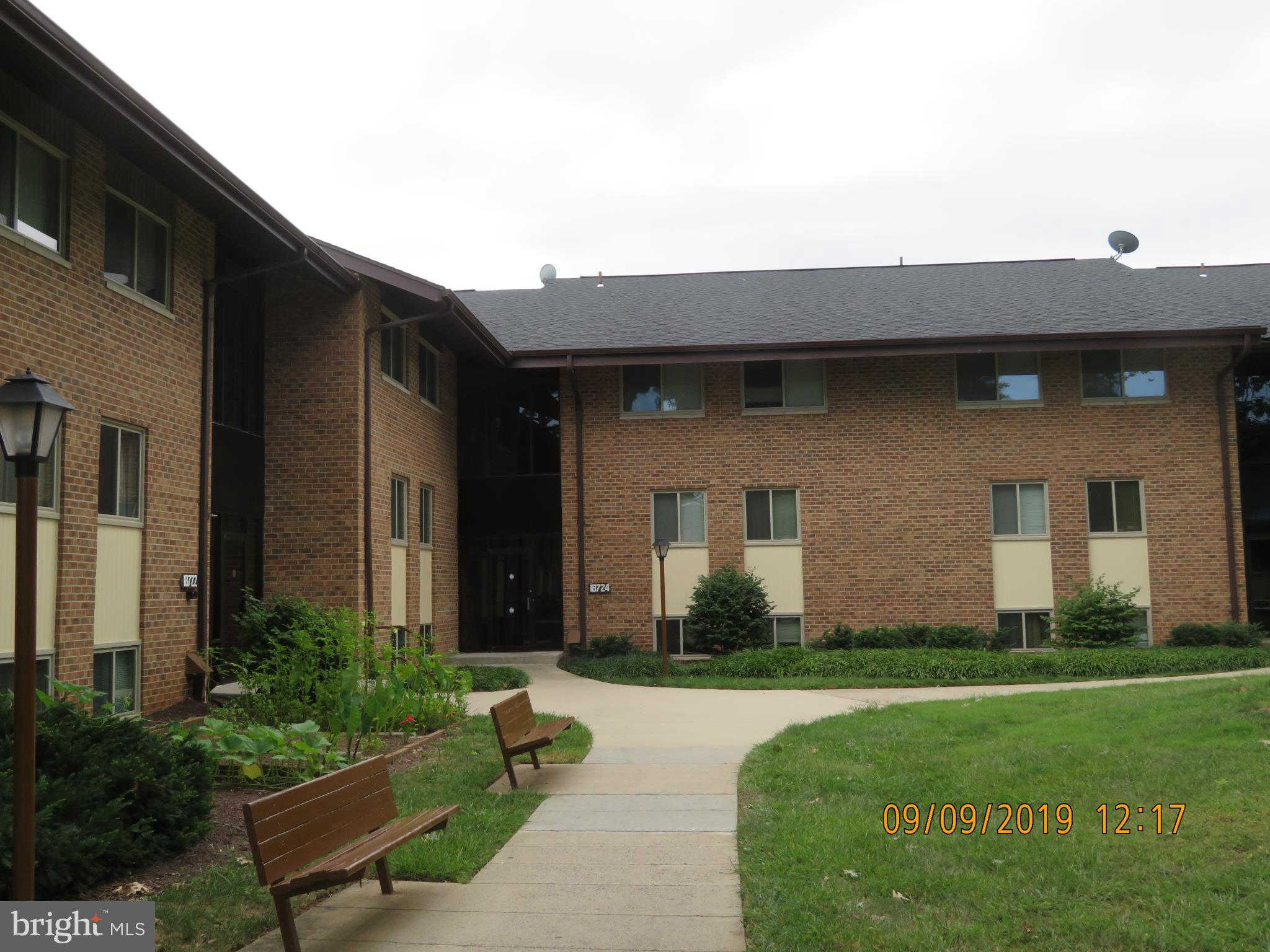 18724 Walkers Choice Road #2, Montgomery Village, MD 20886 now has a new price of $1,895!