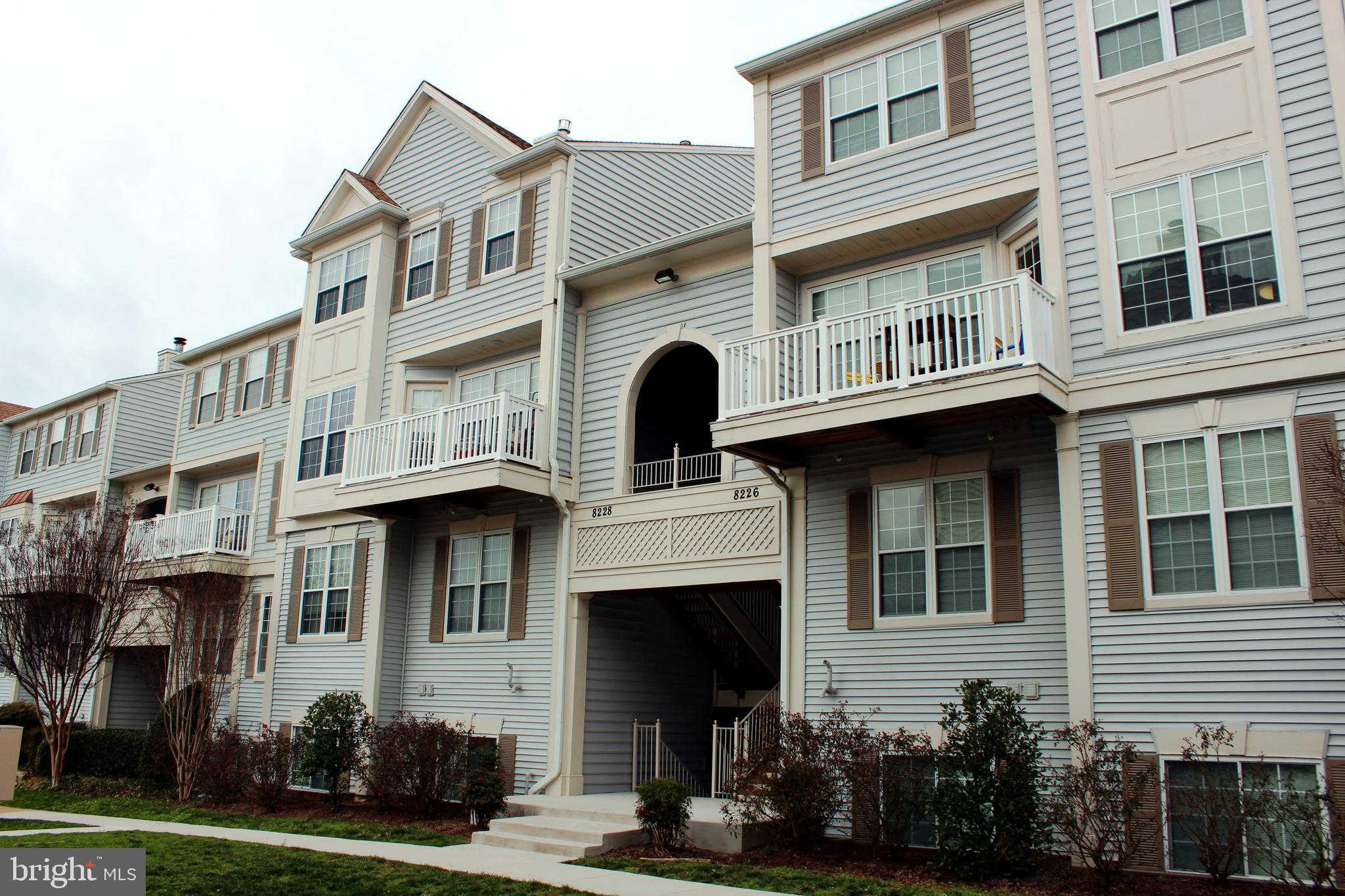 8228 Catbird Circle #201, Lorton, VA 22079 is now new to the market!