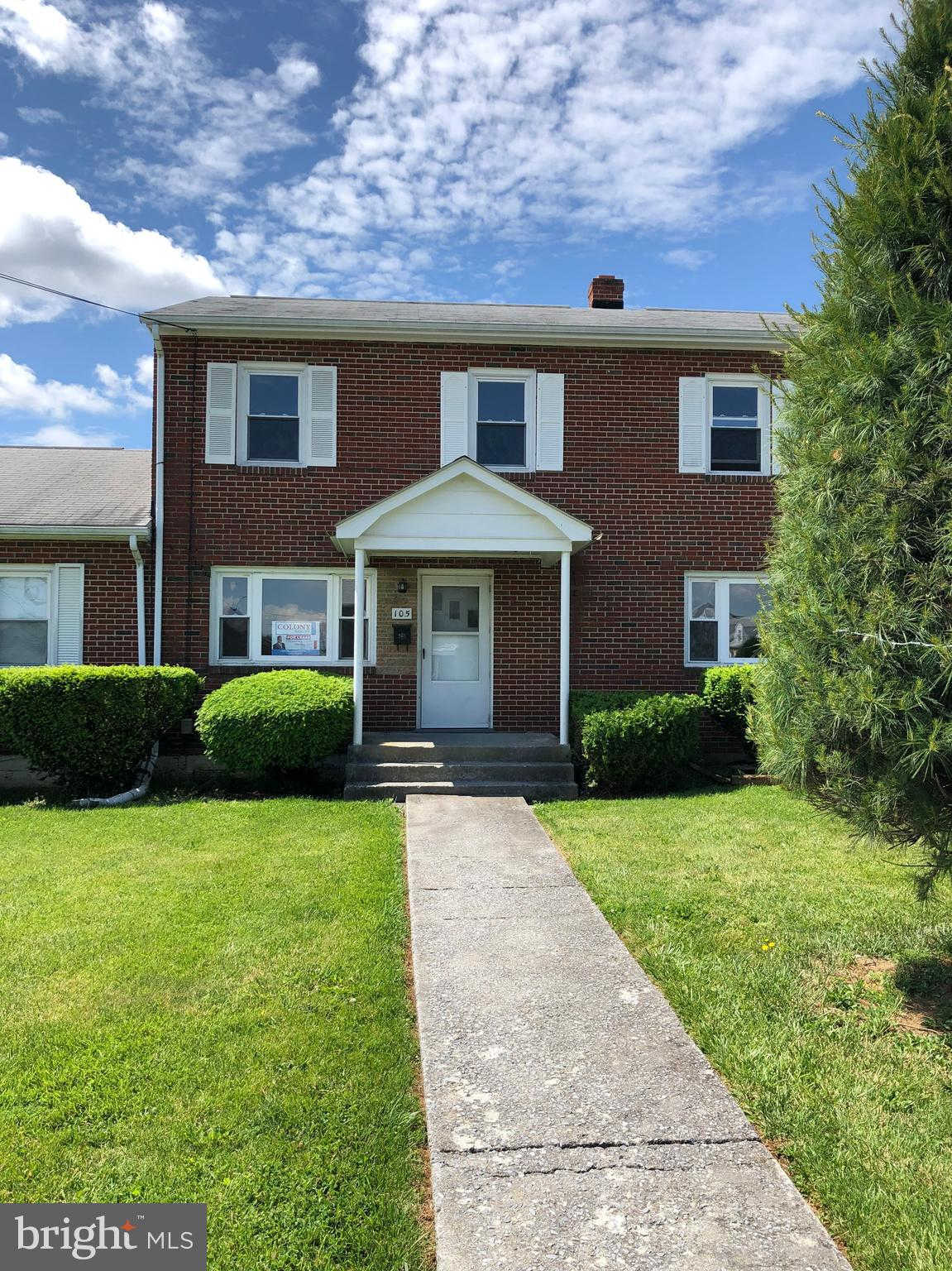 105 Taft Avenue, Winchester, VA 22601 is now new to the market!