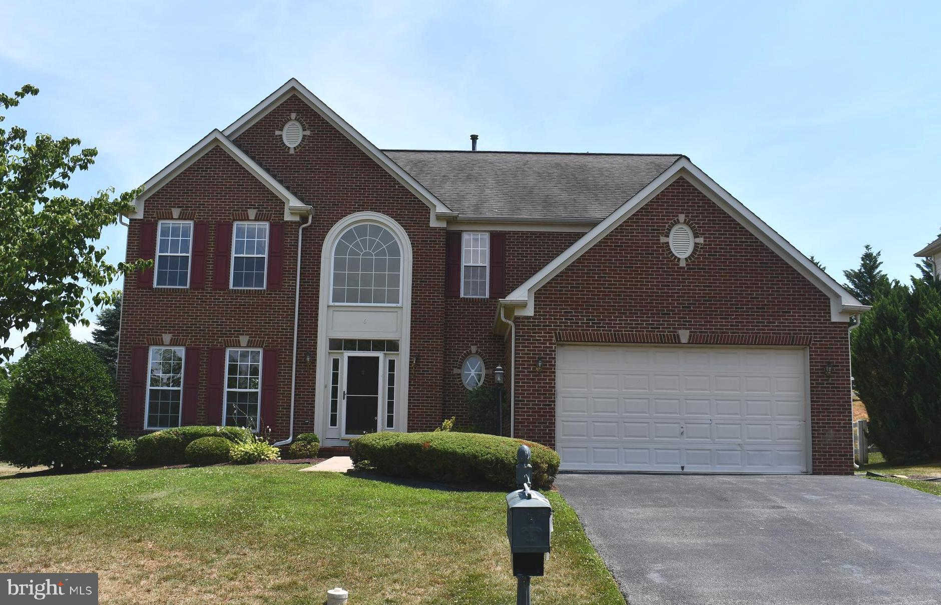 6 Hollow Creek Circle, Middletown, MD 21769 is now new to the market!