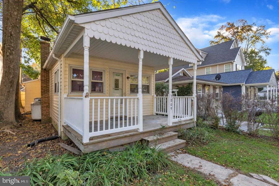 3809 7TH Street, North Beach, MD 20714 is now new to the market!