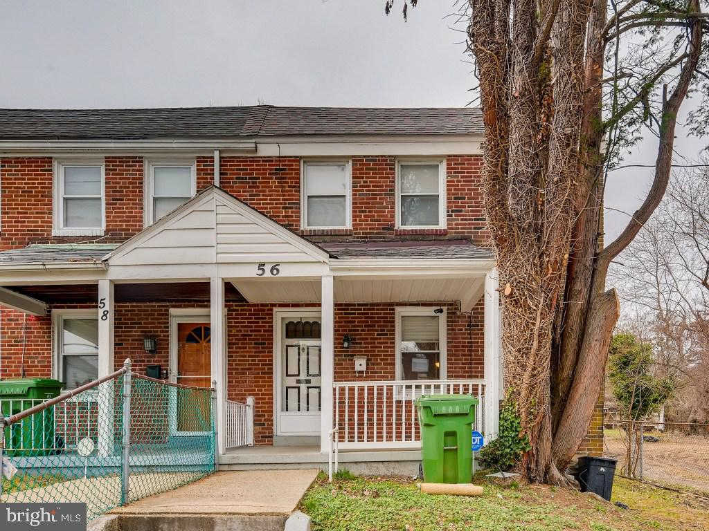 56 S Monastery Avenue, Baltimore, MD 21229 is now new to the market!