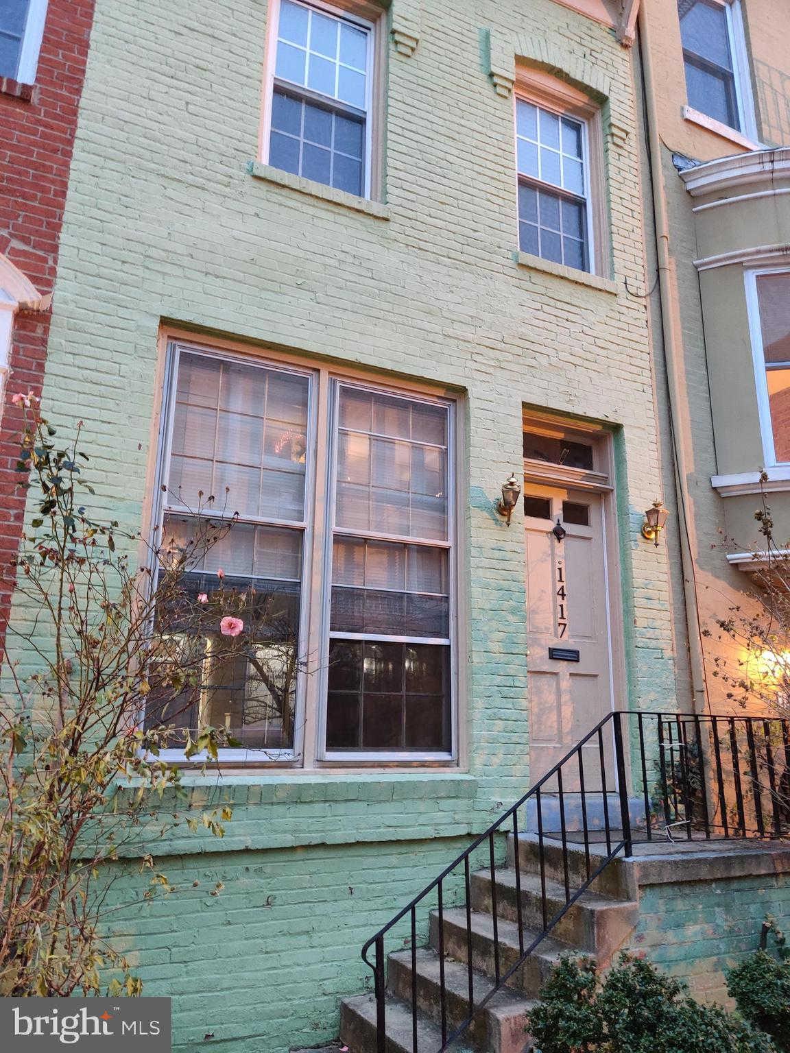 1417 Hopkins Street NW, Washington, DC 20036 now has a new price of $3,550!