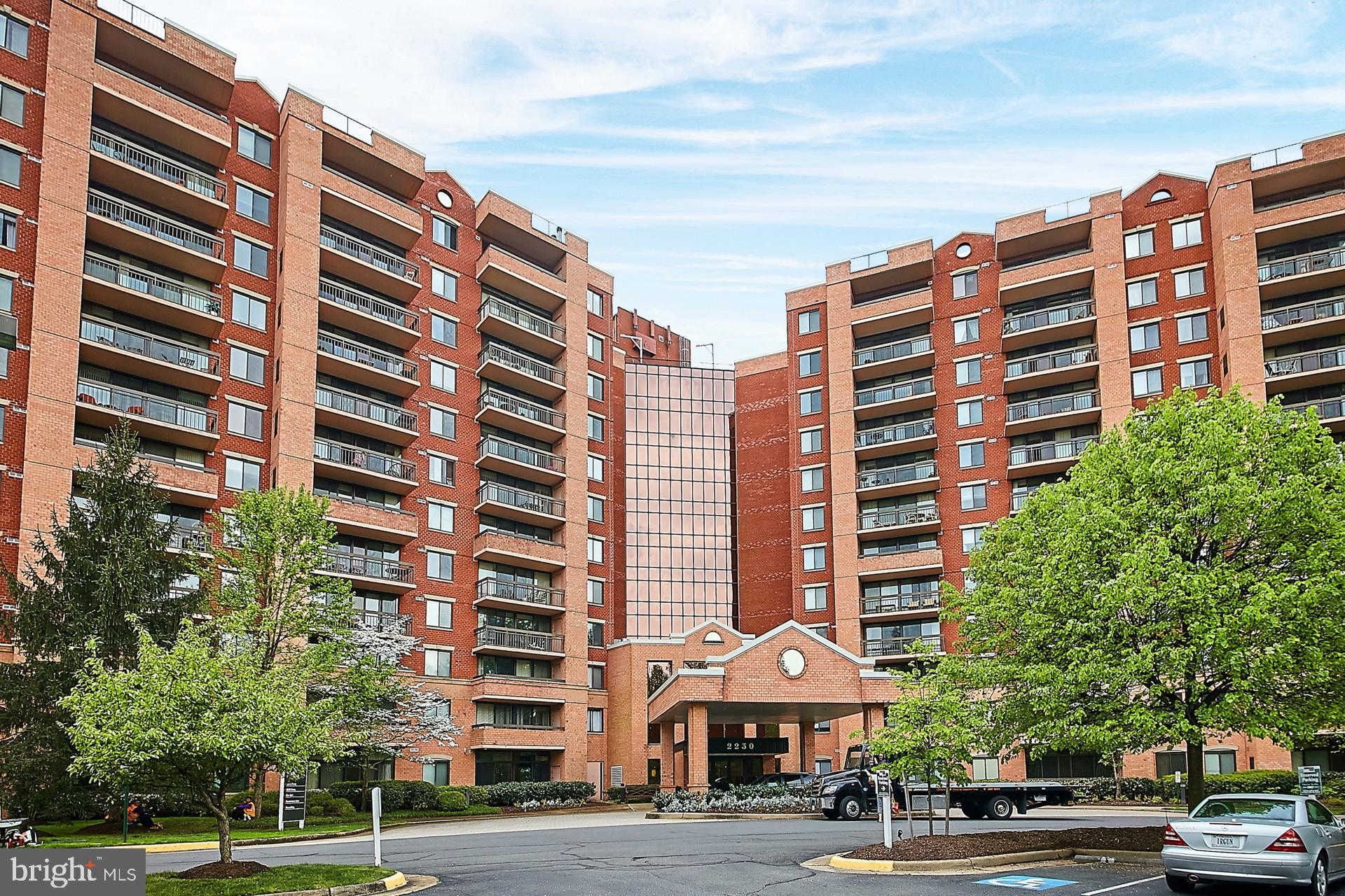 2230 George C Marshall Drive #407, Falls Church, VA 22043 is now new to the market!