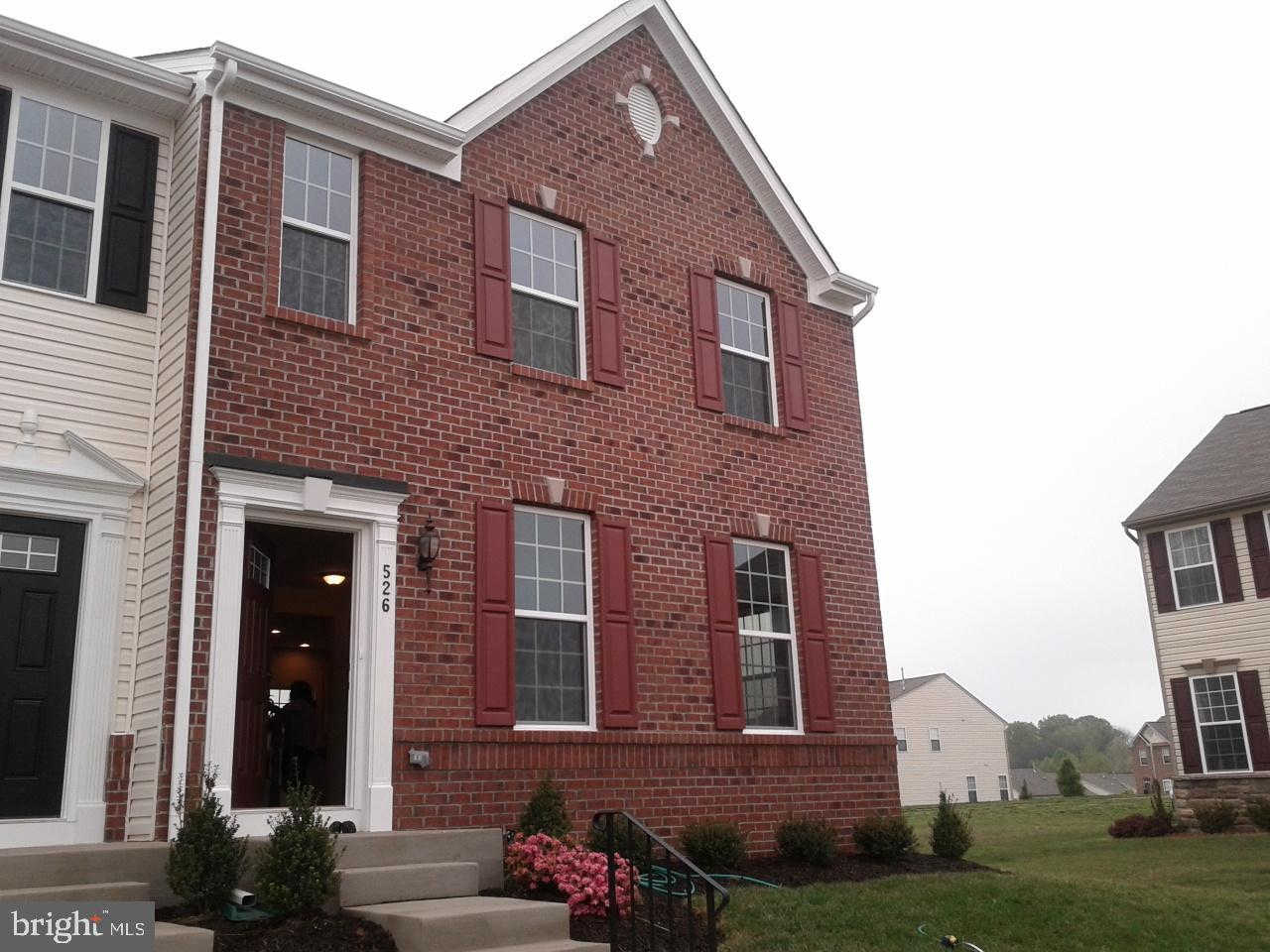 526 Lothian Way, Abingdon, MD 21009 is now new to the market!