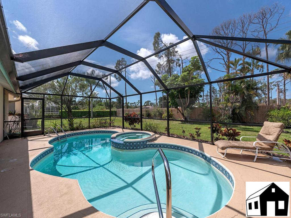 808 Belville Blvd SW, Naples, FL 34104 now has a new price of $325,000!
