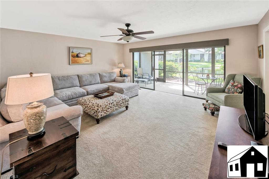 576 Retreat Dr #4-102, Naples, FL 34110 now has a new price of $214,900!