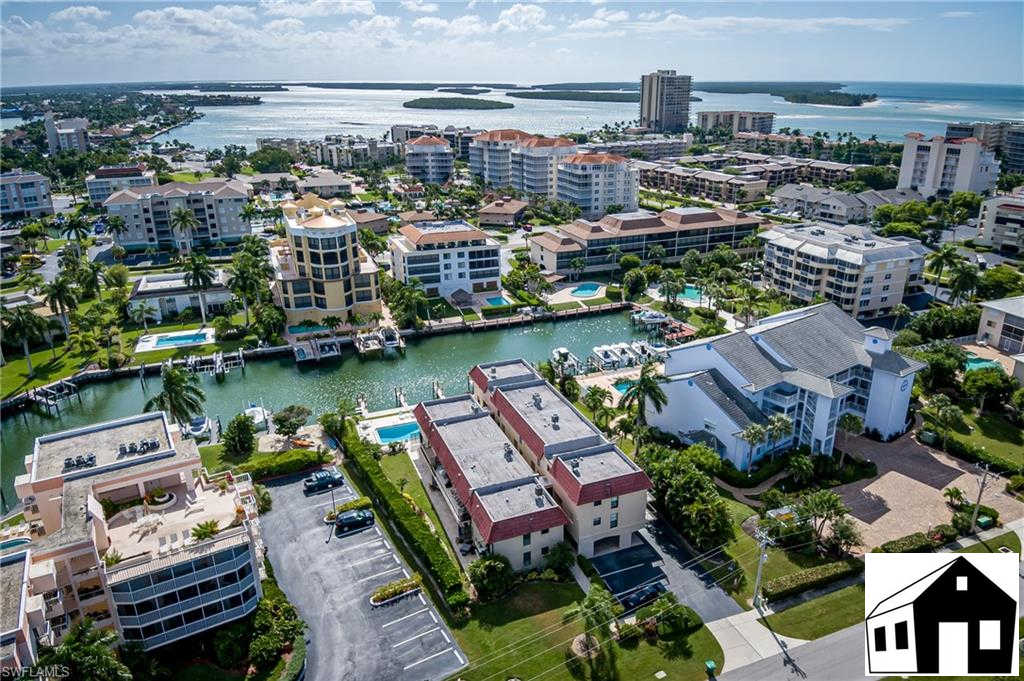 911 Huron CT #8, Marco Island, FL 34145 is now new to the market!