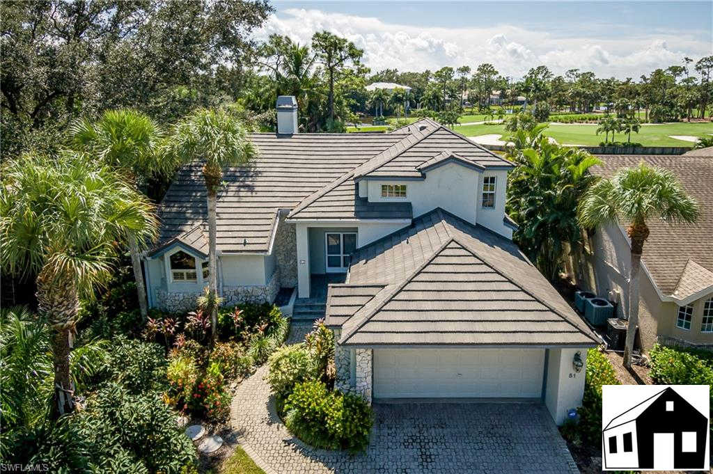 51 Grey Wing PT, Naples, FL 34113 is now new to the market!
