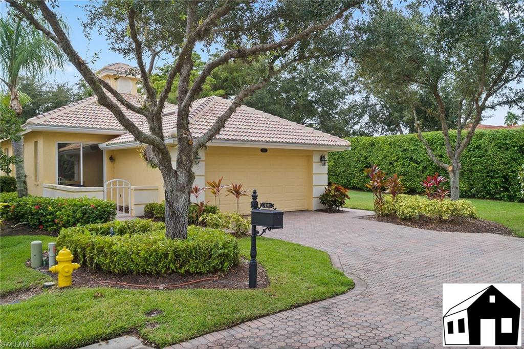 3890 Cotton Green Path Dr, Naples, FL 34114 now has a new price of $329,000!
