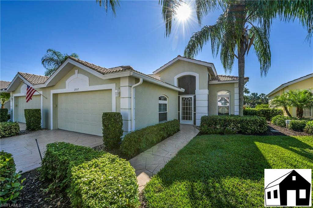 26517 Clarkston Dr, Bonita Springs, FL 34135 is now new to the market!