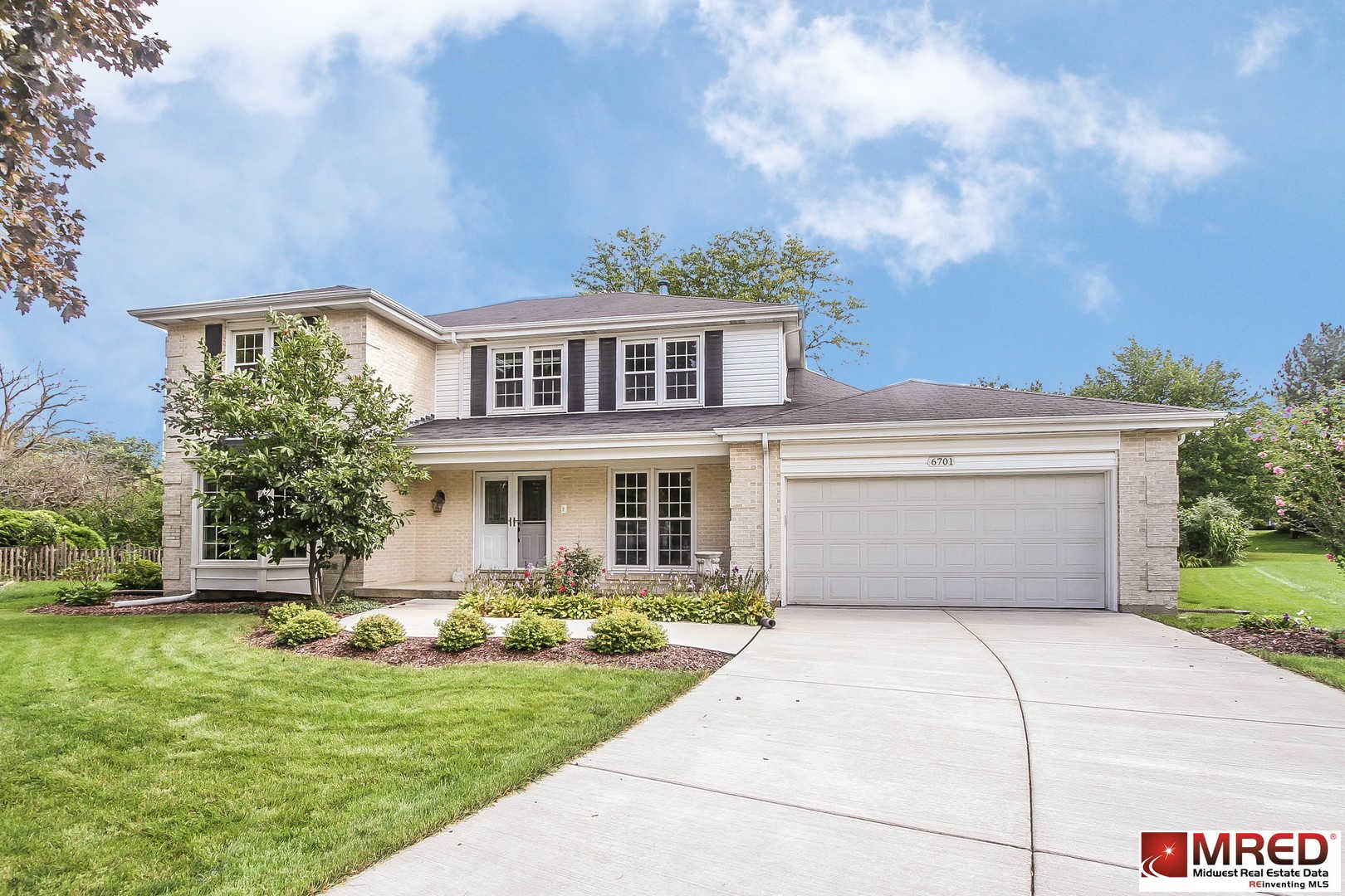 6701 Innsbruck Court, Lisle, IL 60532 is now new to the market!