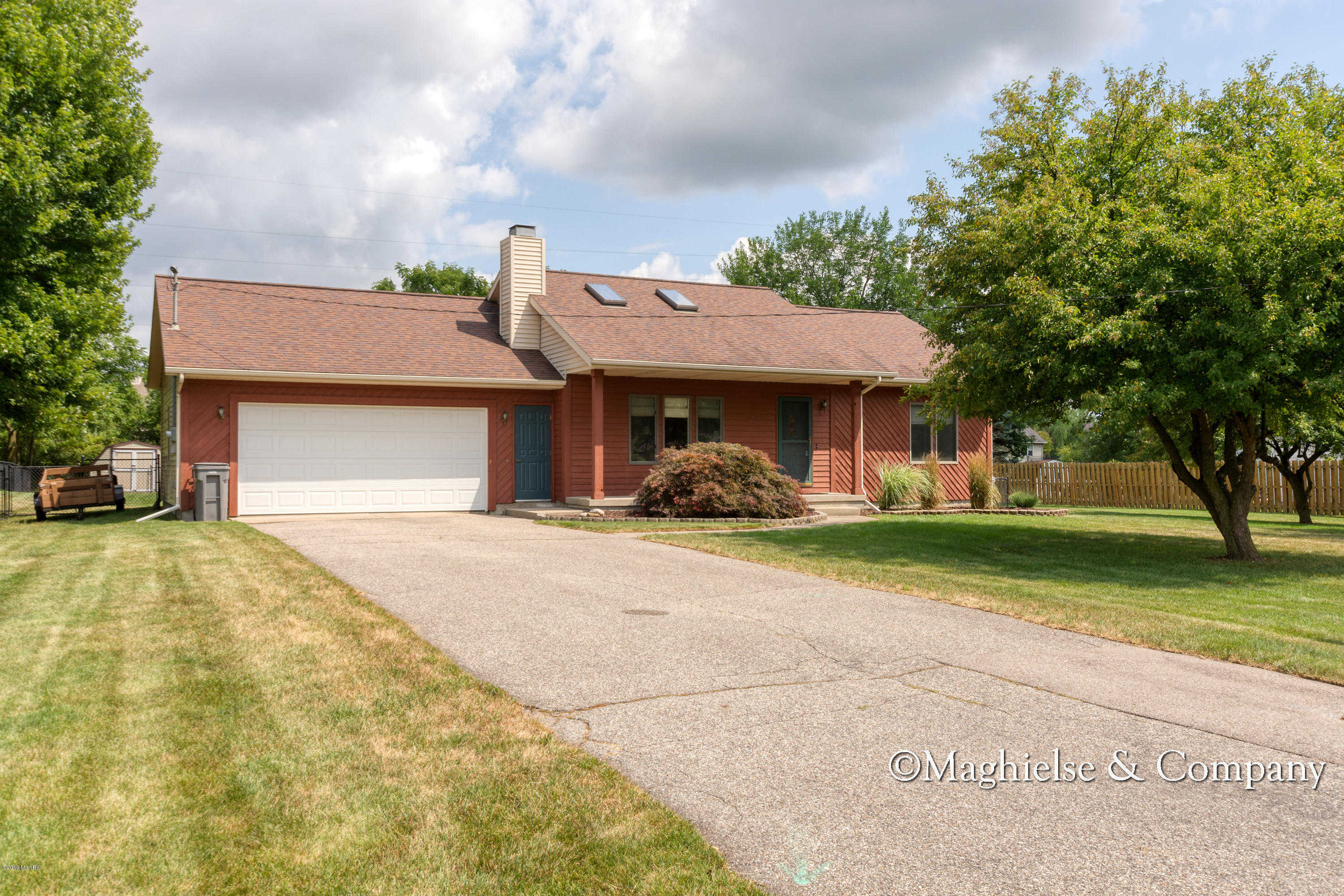Another Property Sold - 1906 Maplerow Avenue NW, Grand Rapids, MI 49534