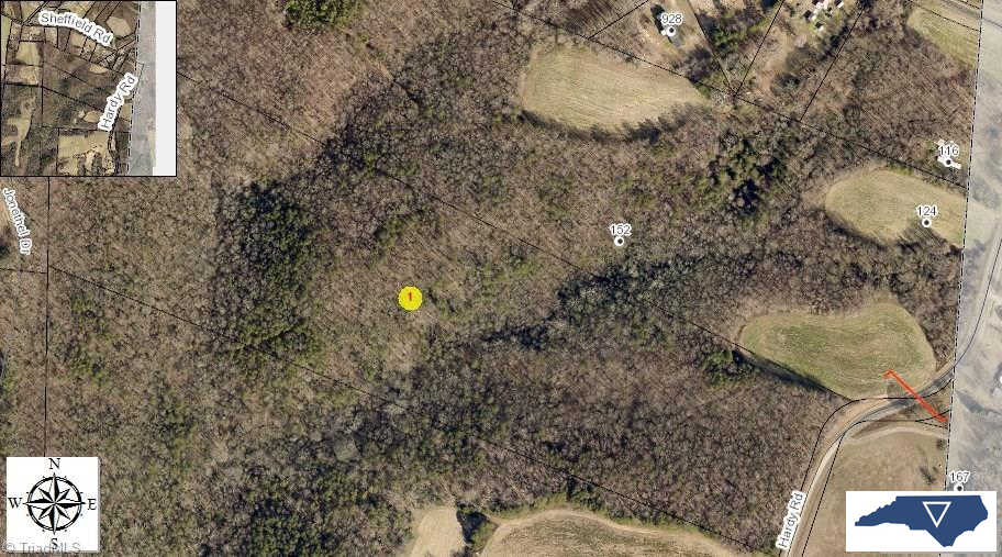 170 Hardy Road, Harmony, NC 28634 now has a new price of $124,900!