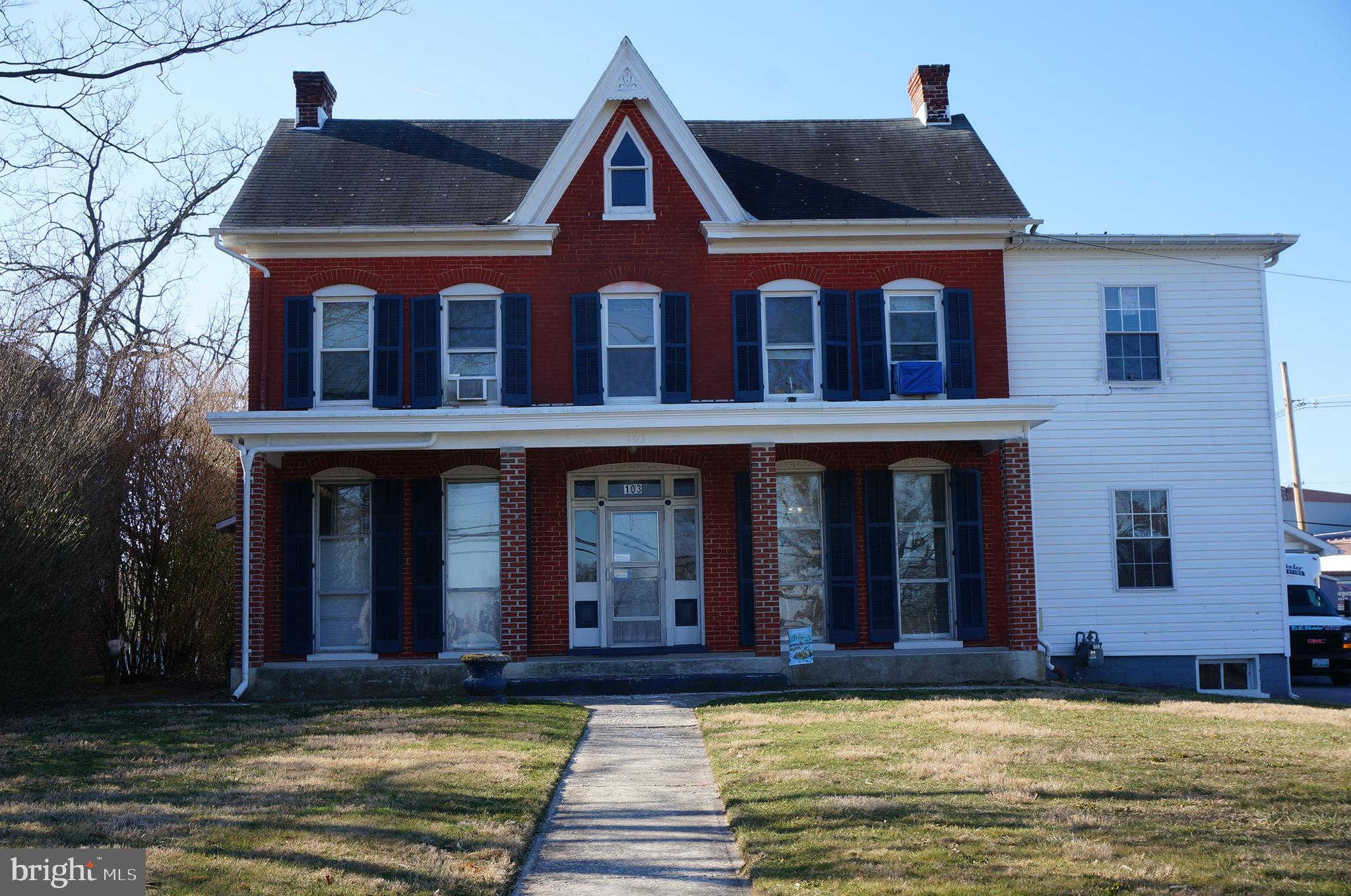101 - 103 E Howard Street, Hagerstown, MD 21740 now has a new price of $249,000!