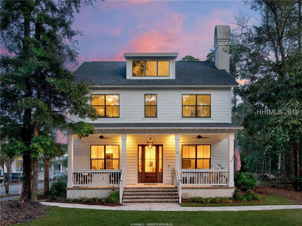 23 Pritchard Street, Bluffton, SC 29910 now has a new price of $669,900!