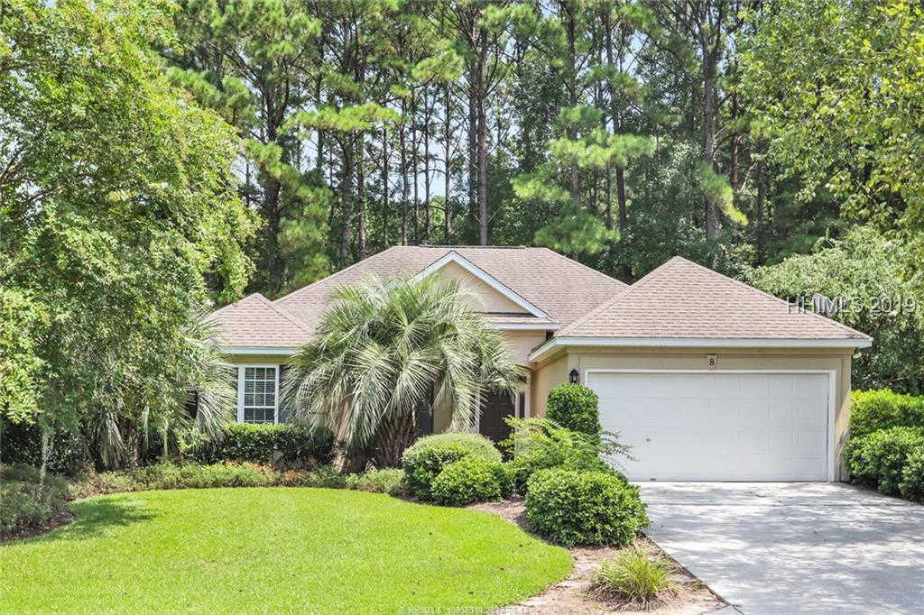 8 Muirfield Drive, Okatie, SC 29909 now has a new price of $262,900!