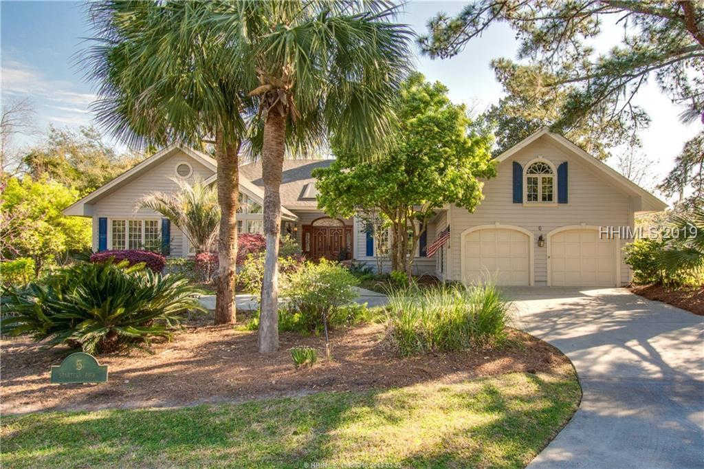 Another Property Sold - 5 Spartina Point Drive, Hilton Head Island, SC 29926