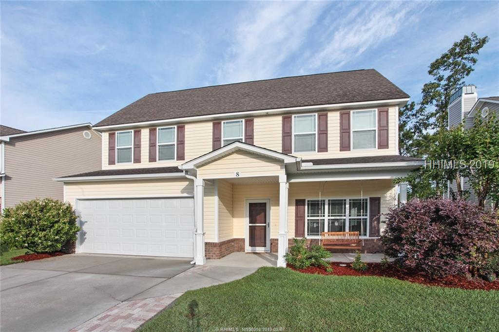 8 Elloree Way, Bluffton, SC 29910 is now new to the market!