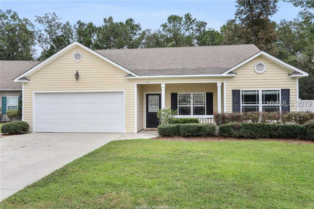 24 Beaumont Ct, Bluffton, SC 29910 now has a new price of $249,900!