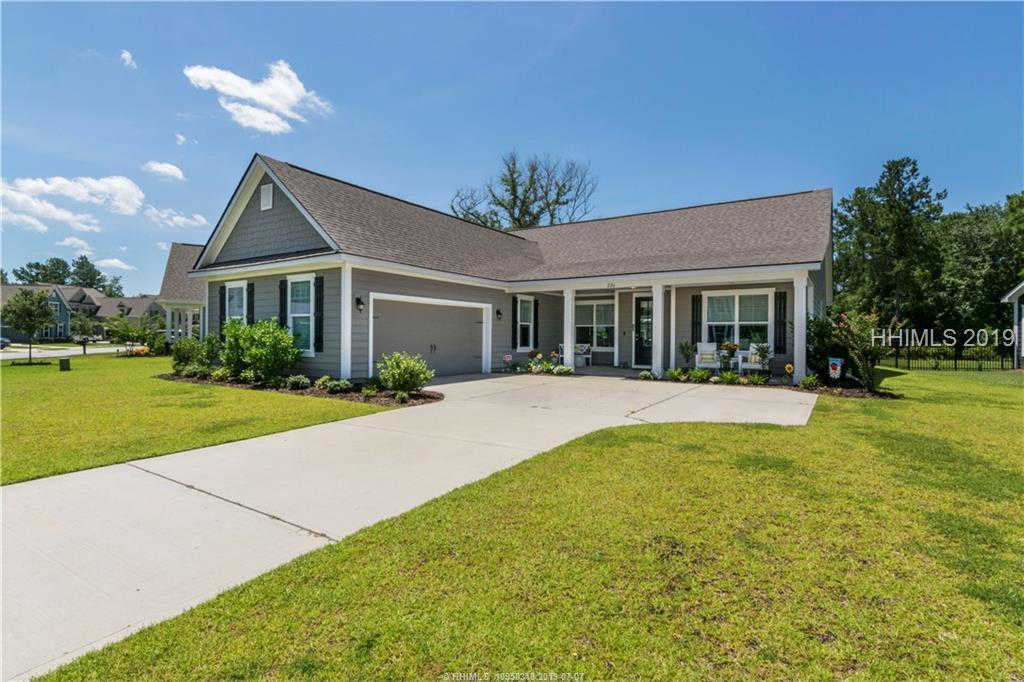 226 Cooper Run Road, Bluffton, SC 29909 is now new to the market!