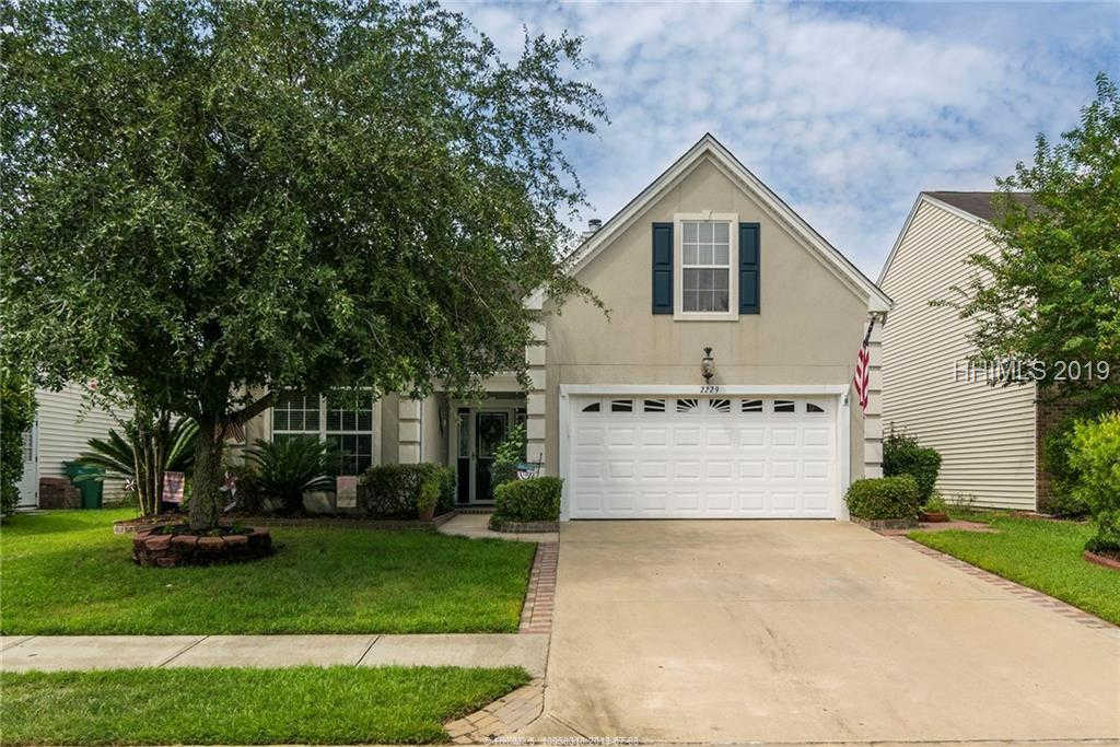 2229 Blakers Boulevard, Bluffton, SC 29909 is now new to the market!