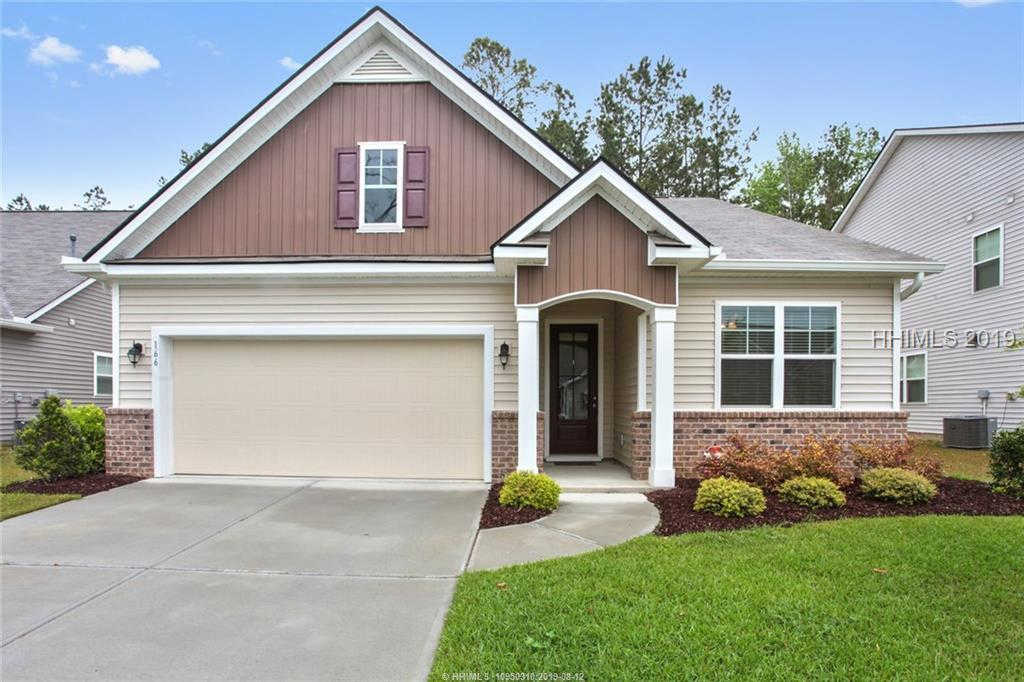 166 Tanners Run, Bluffton, SC 29910 is now new to the market!