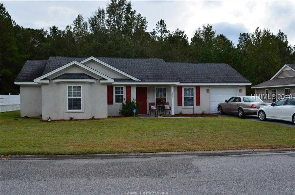 643 Brandon Cove, Ridgeland, SC 29936 is now new to the market!