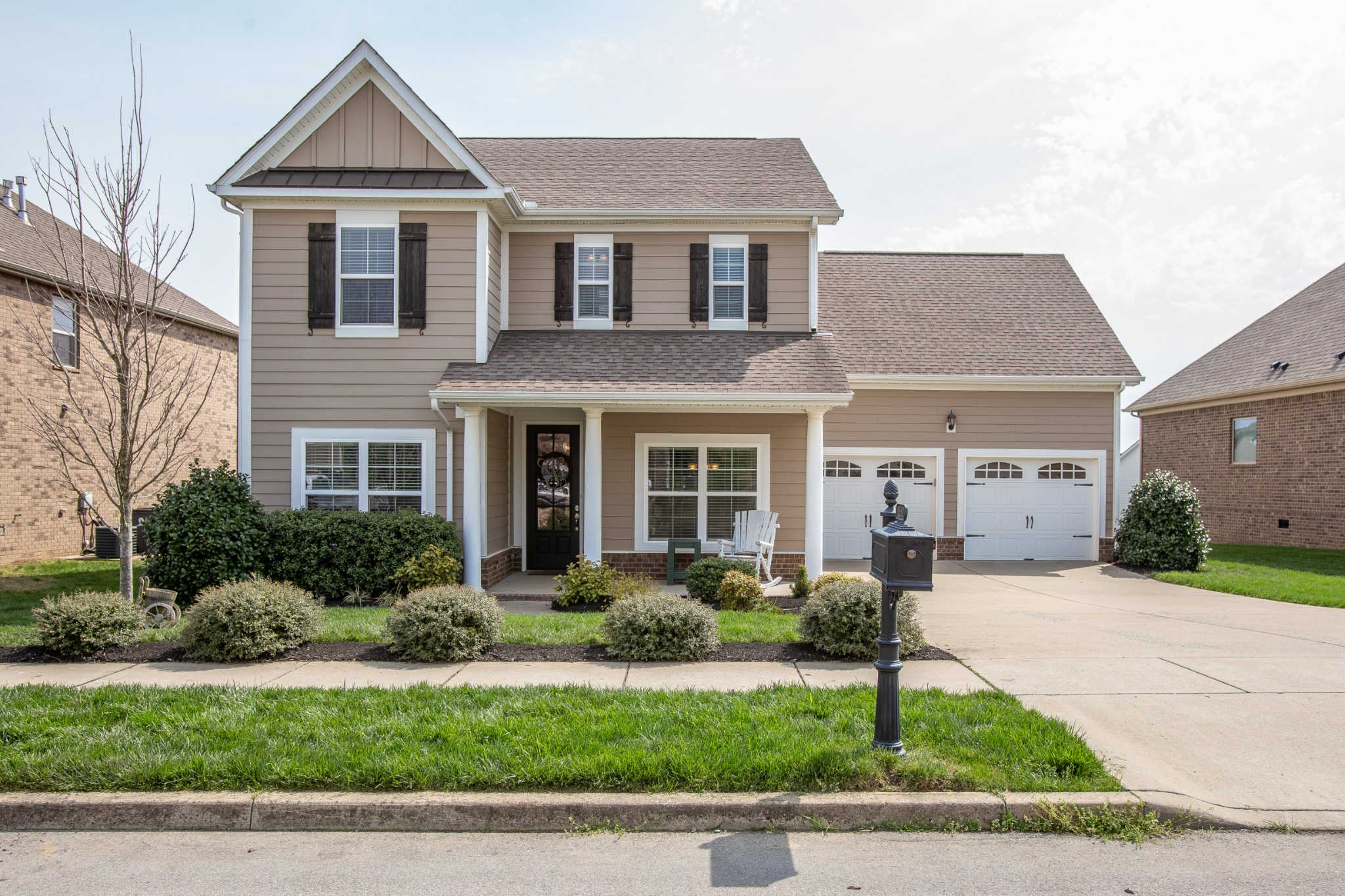2632 Paddock Park Dr, Thompsons Station, TN 37179 is now new to the market!