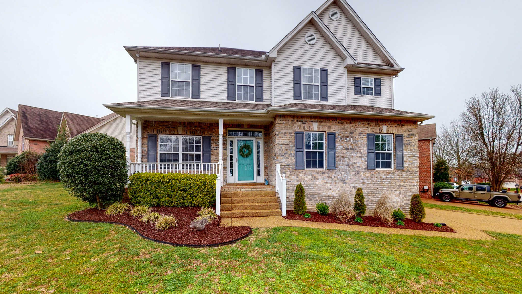 1448 Stoner Ridge, Hermitage, TN 37076 is now new to the market!