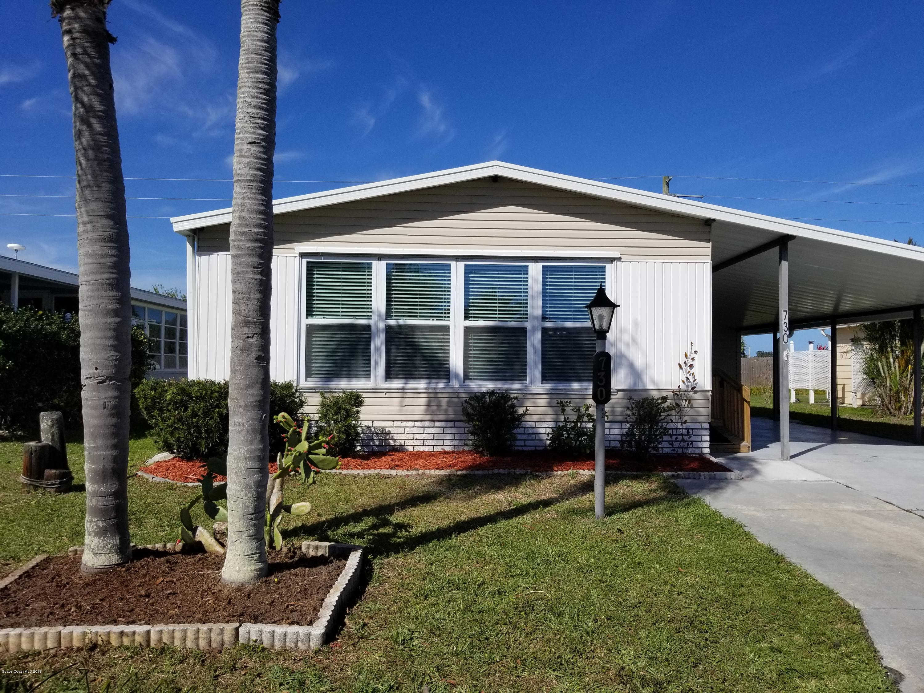 Another Property Sold - 730 Gladiolus Drive, Barefoot Bay, FL 32976