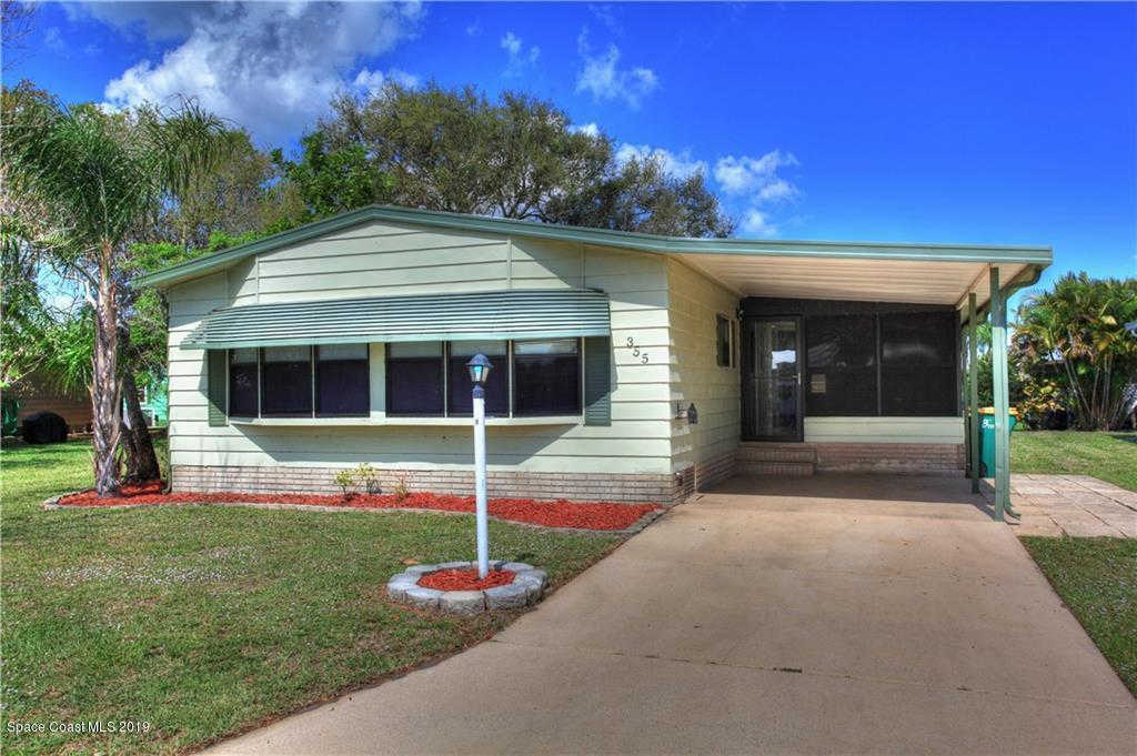 Another Property Sold - 355 Marlin Circle, Barefoot Bay, FL 32976