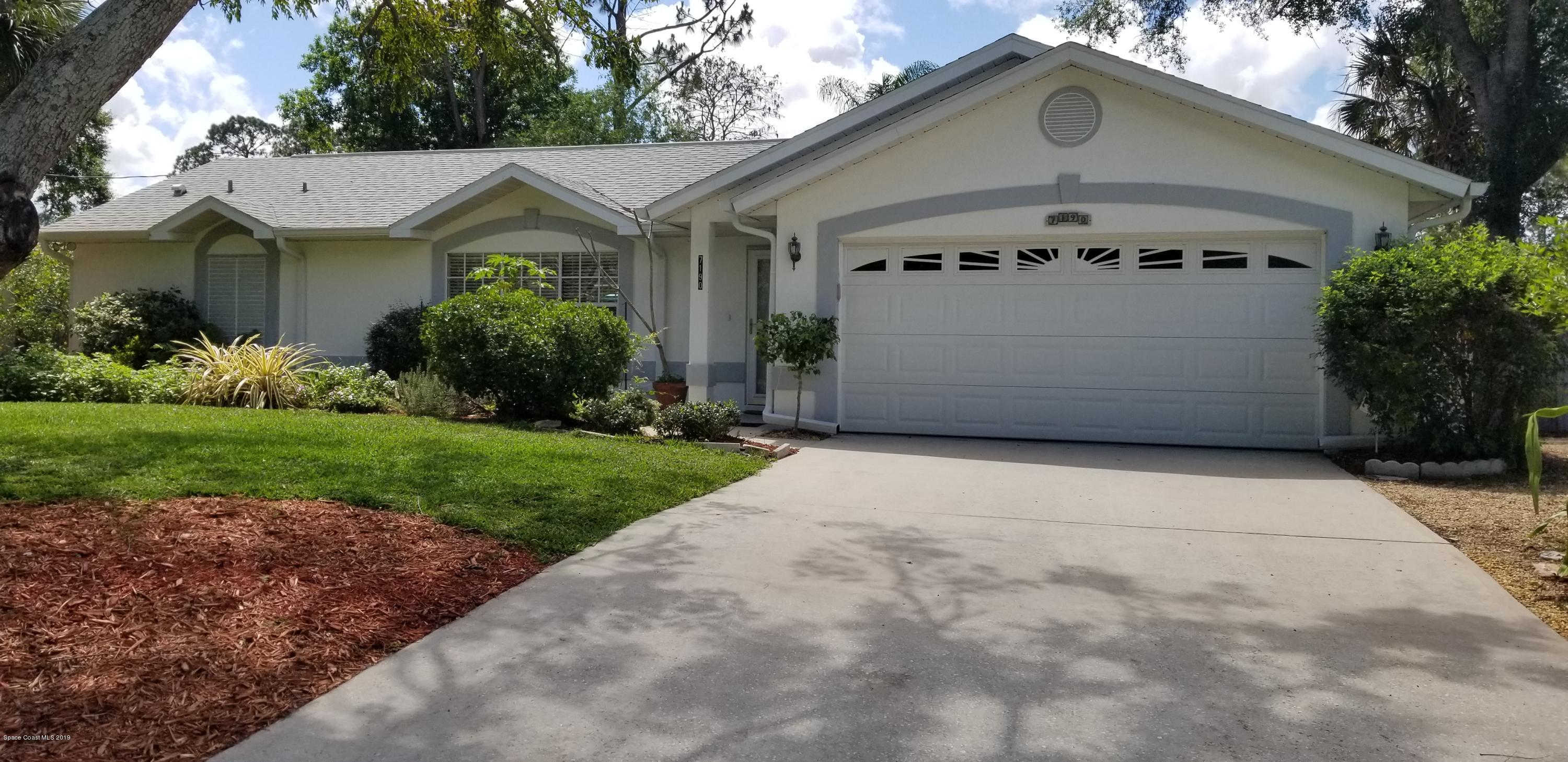 7190 Kaylor Avenue, Cocoa, FL 32927 is now new to the market!
