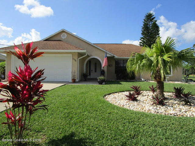 Another Property Sold - 1396 Heberling Street, Palm Bay, FL 32907