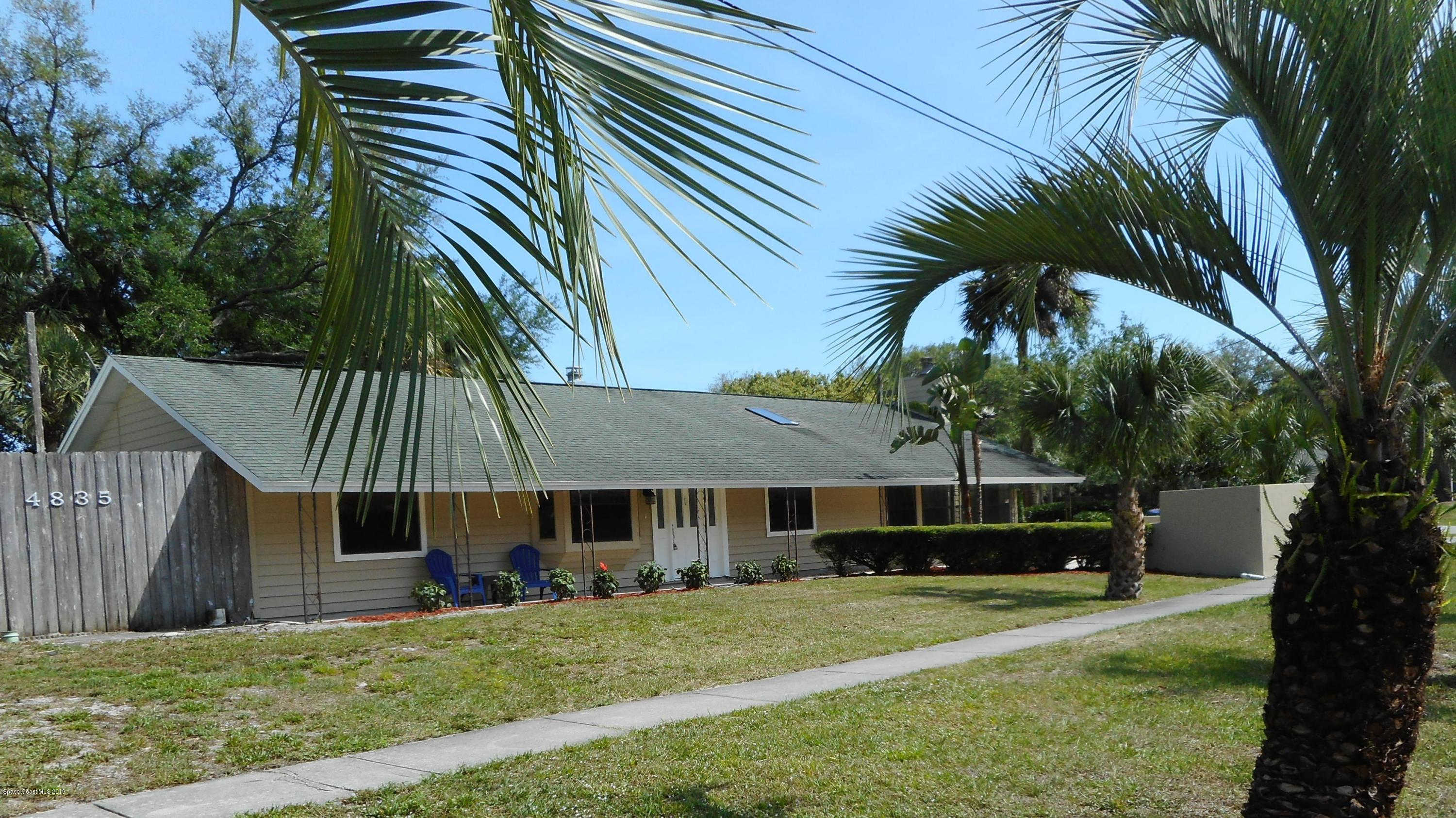 4835 Curtis Boulevard, Cocoa, FL 32927 now has a new price of $265,000!