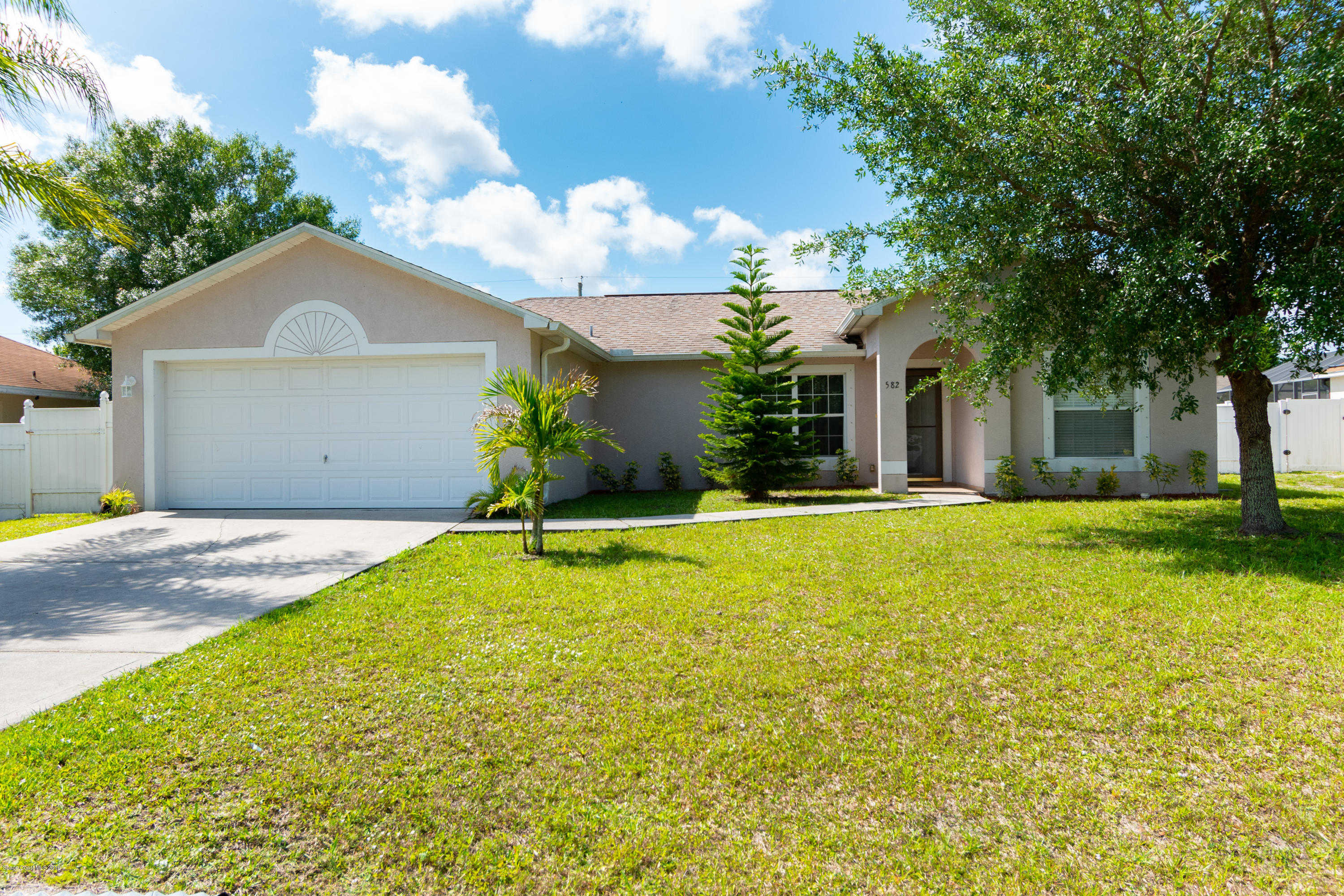 582 Nackman Road, Palm Bay, FL 32907 now has a new price of $210,000!