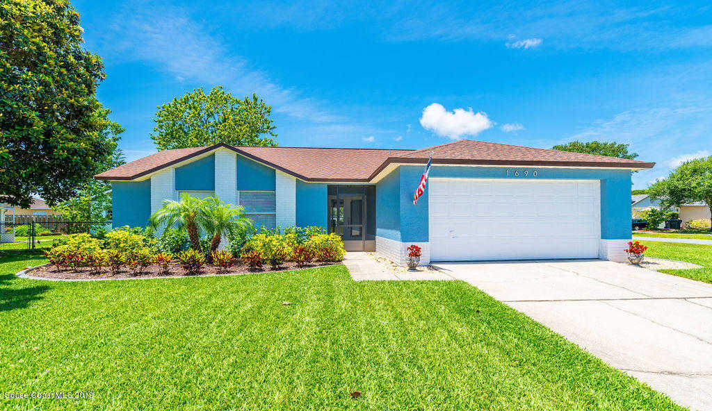 Another Property Sold - 1690 Ticonderoga Court, Titusville, FL 32796