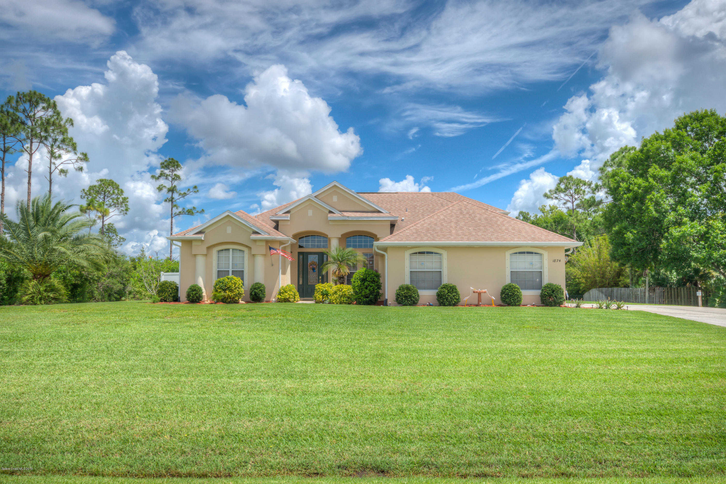 Another Property Sold - 1874 Se Plantation Circle, Palm Bay, FL 32909