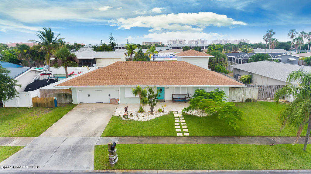 Another Property Sold - 505 Coronado Way, Indian Harbour Beach, FL 32937