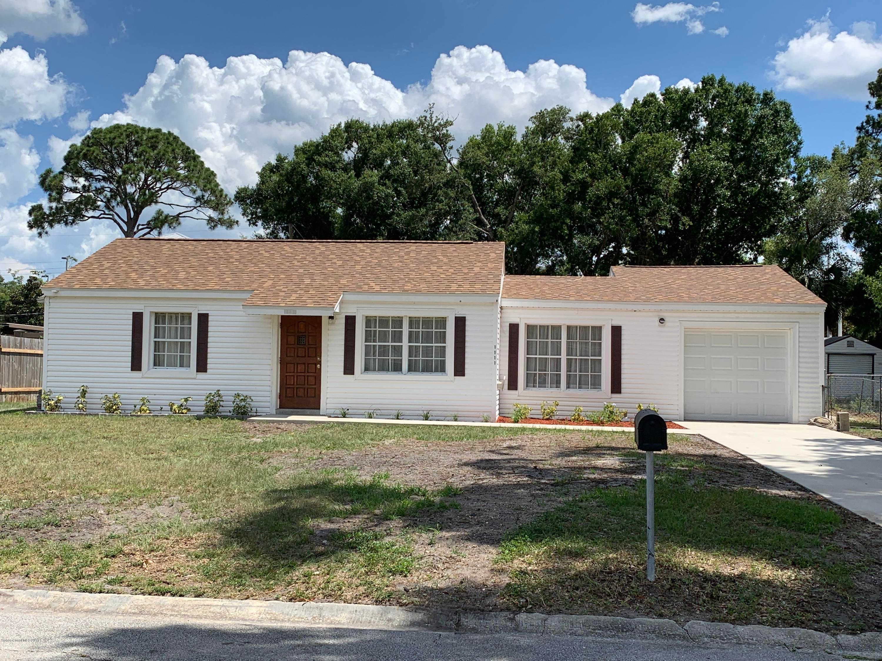 1111 Woodlawn Road, Rockledge, FL 32955 now has a new price of $144,850!