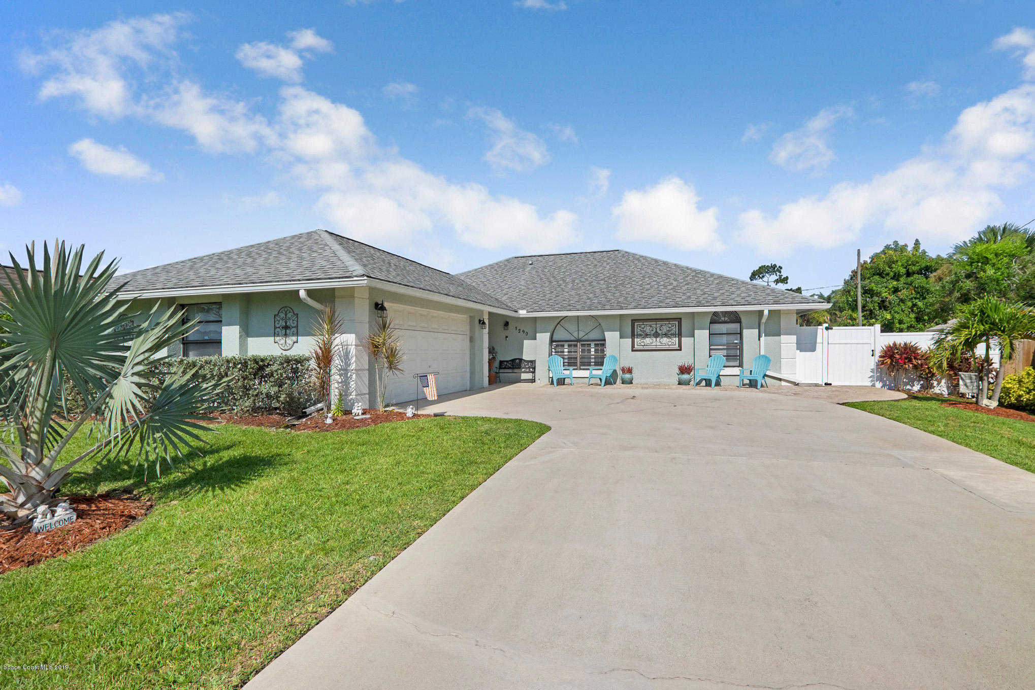 1290 Campo Avenue, Palm Bay, FL 32907 is now new to the market!