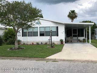 Another Property Sold - 640 Wedelia Drive, Barefoot Bay, FL 32976