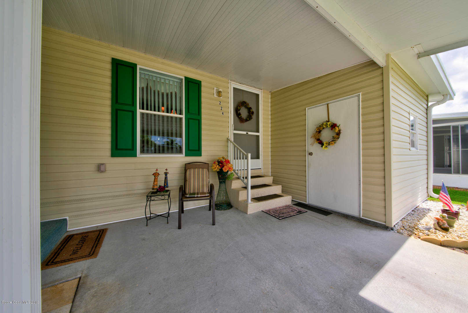 224 Outer Drive, Cocoa, FL 32926 is now new to the market!