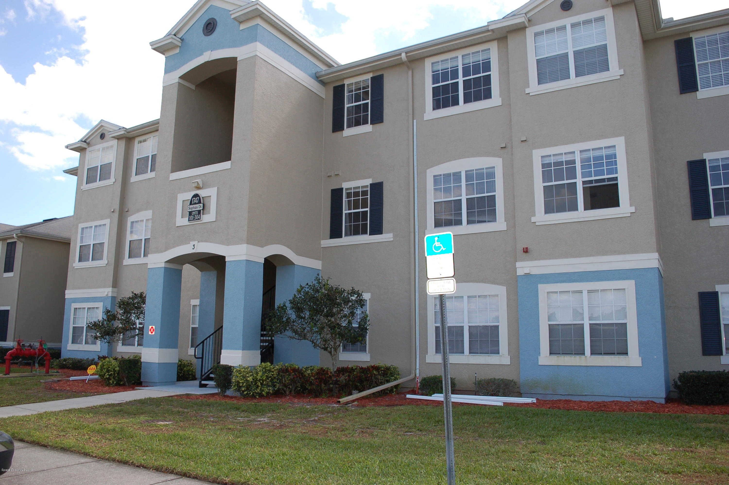 1747 Sophias Drive #206, Melbourne, FL 32940 now has a new price of $138,000!